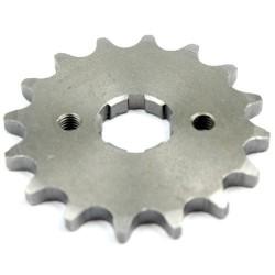 Pignon 420-16 axe 20mm