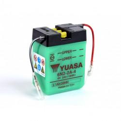 Batterie 6v 6N2-2A YUASA