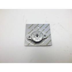 Feu arrière oval LED + support plaque