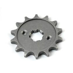 Pignon 420-15 axe 17mm
