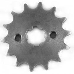Pignon 428-14 axe 17mm