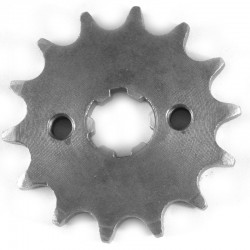 Pignon 428-15 axe 17mm