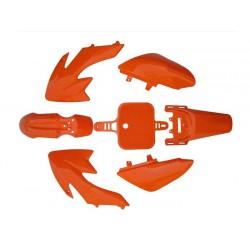 Kit plastique CRF50 Orange