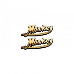 Carter batterie noir pour Monkey