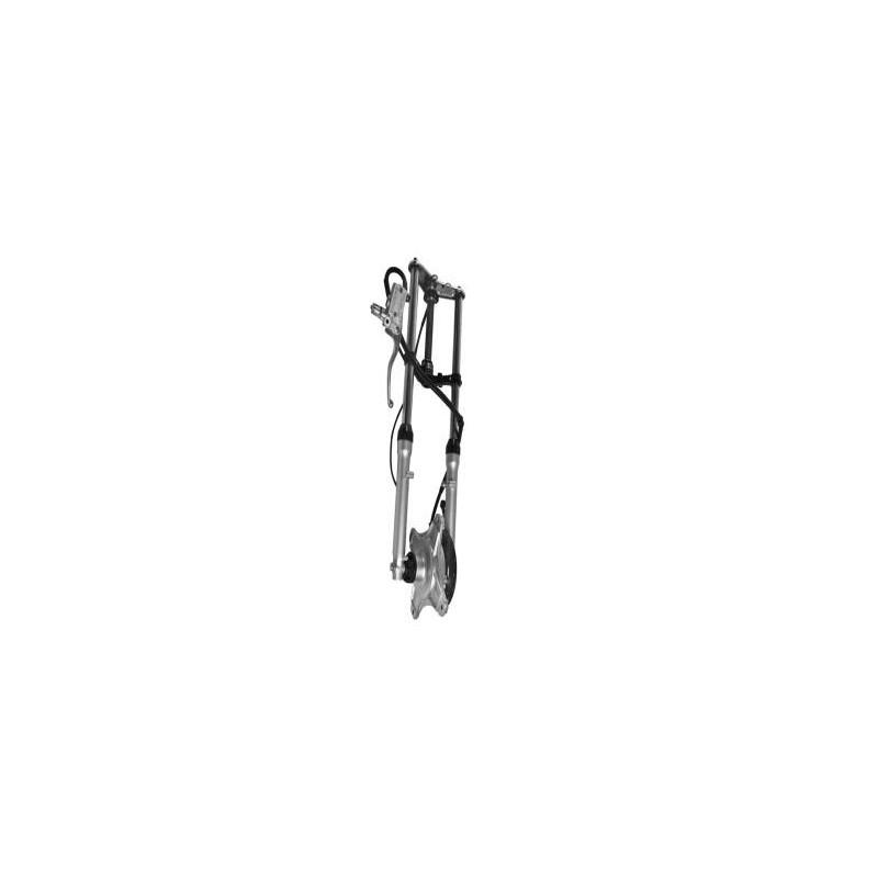 Cerclage compteur chromé + vitre