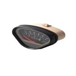 Compteur noir DAX 125